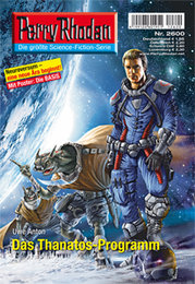 Perry Rhodan 2600 Das Thanatos Programm