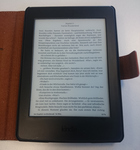 Kindle Paperwhite 3 in Benuo Hülle