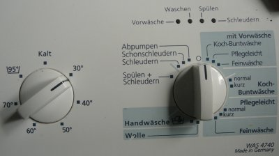 mysterium waschmaschine der standardleitweg. Black Bedroom Furniture Sets. Home Design Ideas