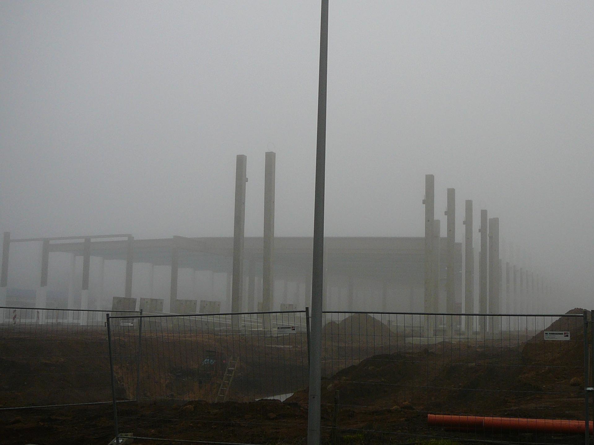 Bauhaus im nebel der standardleitweg Bauhaus flensburg markisen