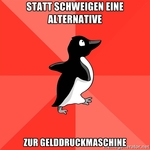 New Socially Awesome Penguin (via memegenerator)