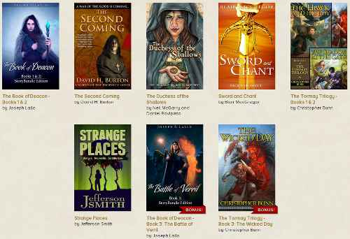 StoryBundle: The Indie Fantasy Bundle
