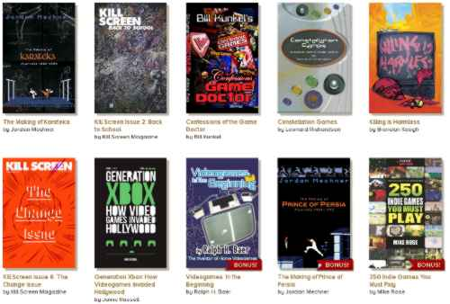 Storybundle - The Video Game Bundle