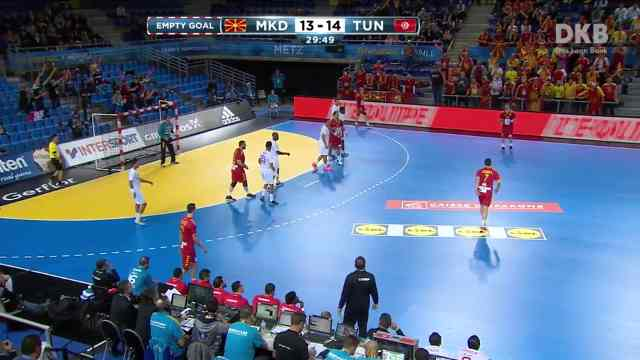 Handball WM in YouTube App auf FireTV