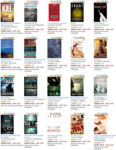 Amazon Aktion: 20 eBooks zu je 2EUR