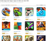 Amazon Neujahr 2015 Android Gratis Apps