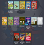 Humble Comics Bundle: Peantus