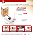 Screenshot eBookCards.de