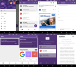 Android App: Notion Intelligent E-Mail