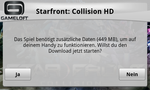 StarFront: Collision Spieldaten download