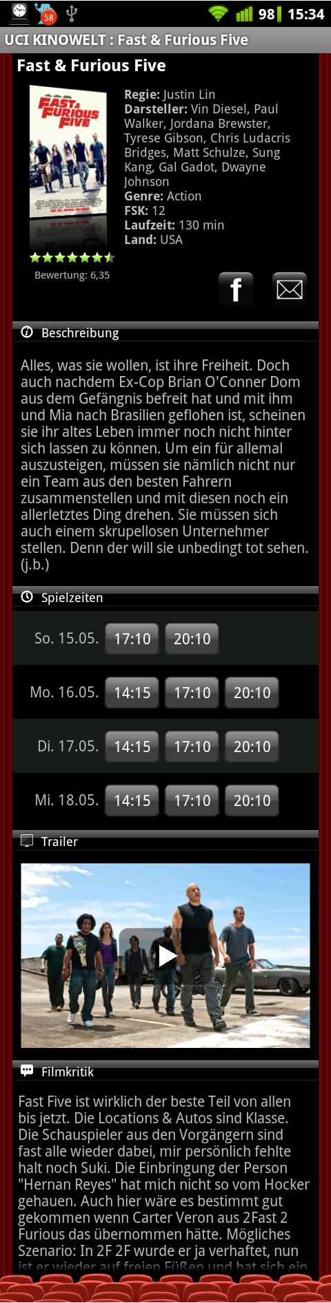 Wochenendliche Android App Vorstellung Folge 79 | Der ...