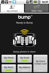 Android bump